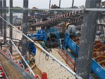 时产200吨shi油压裂砂生产xian价格,生产流程解xi